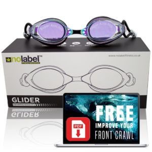 Schwimmbrille Triathlon no label